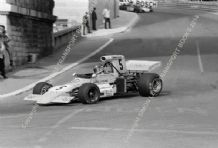 "March 721G Mike Beuttler Monaco GP 1972. 10x7"" action photo"